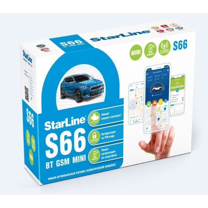 Star Line S66 BT GSM