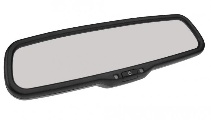 Redpower M43 LED (зеркало с видеовходом, без камеры) 1 ножка-крепление на выбор