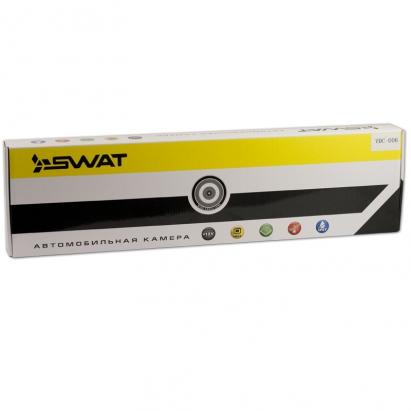 Камера заднего вида в номерном знаке SWAT VDC-006