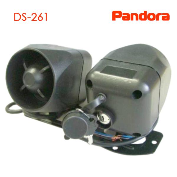 Однотональная автономная сирена Pandora DS-261