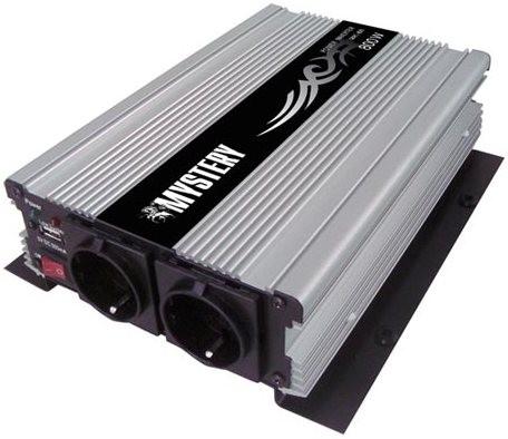 Преобр-ль напряжения Mystery MAC-800