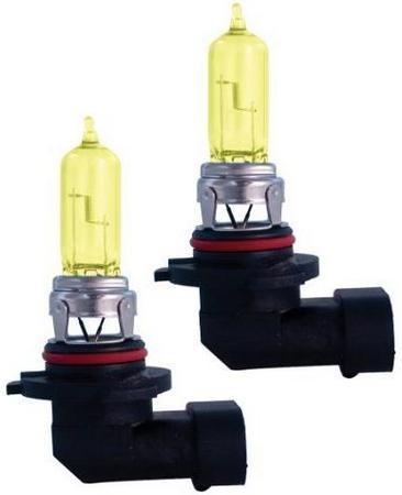 Лампа HB3 (9005) 12V 100W желтая
