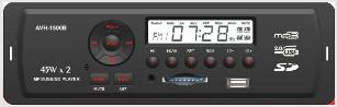 USB/SD-ресивер ACES AVH-1500B