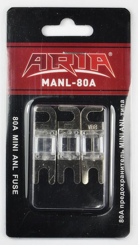 Предохранитель 80А ARIA MANL-80A