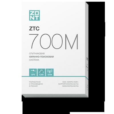 Спутниковая автомобильная сигнализация ZTC-701M
