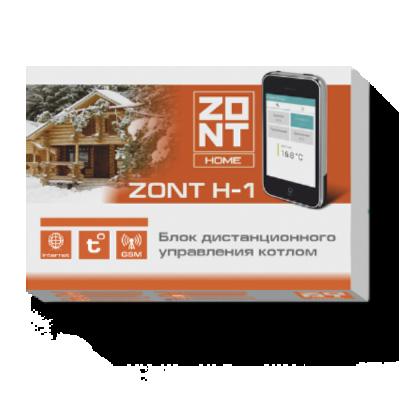 GSM термостат для электрических и газовых котлов ZONT H-1V