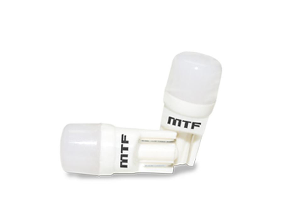 MTF Light. Светодиодная лампа W5W50MT 3LED 5500К