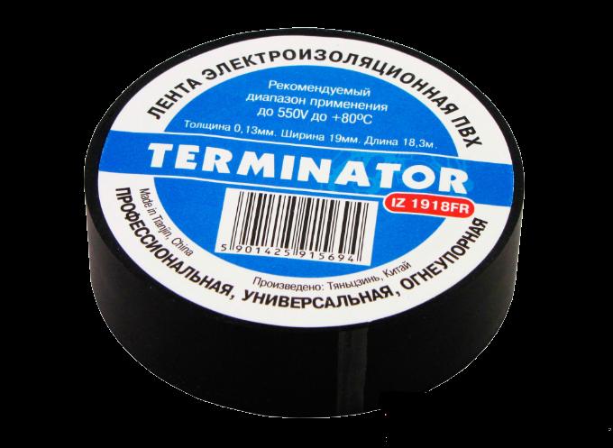 Изолента ПВХ (Terminator)