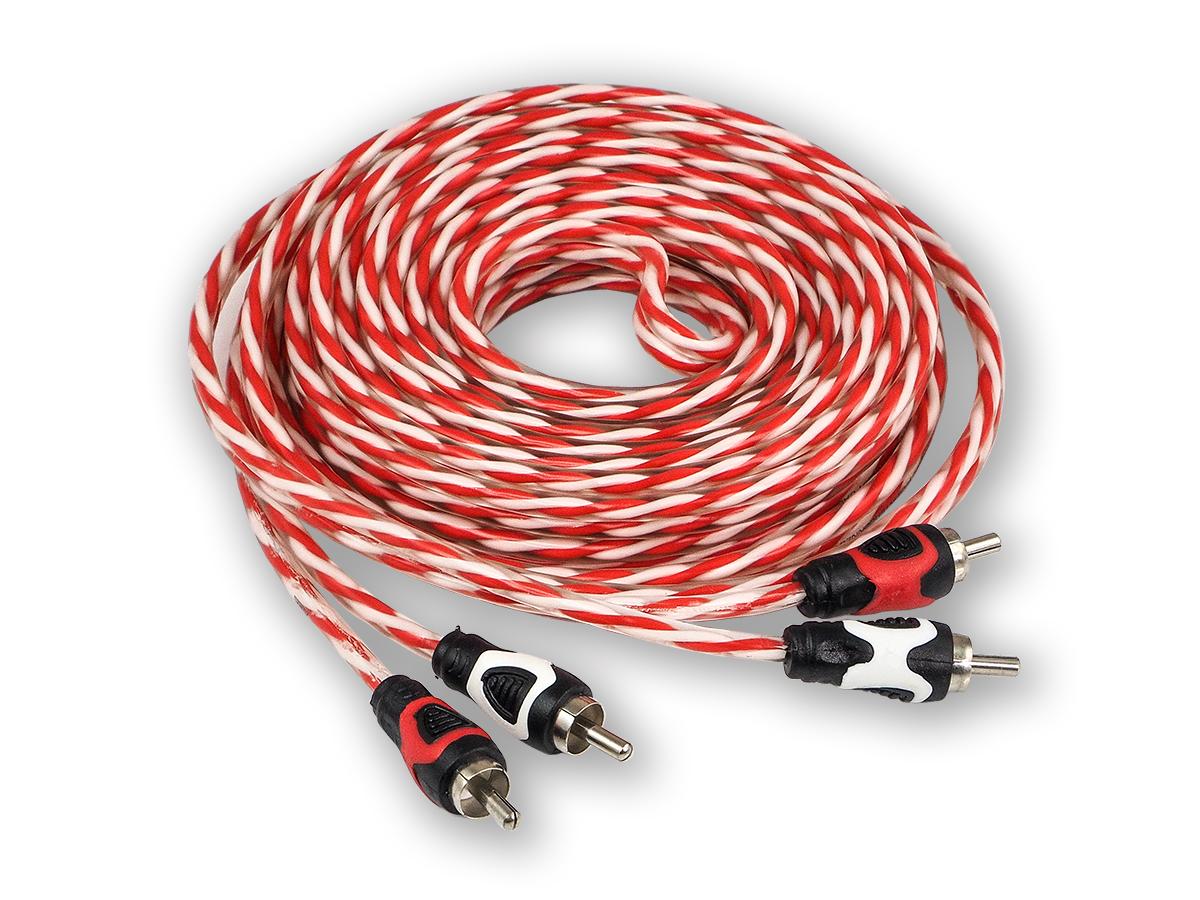 Межблочный кабель AURA RCA-A110 длина: 1 метр