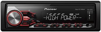 USB-ресивер Pioneer MVH-280FD Линейные выходы: 2 пары