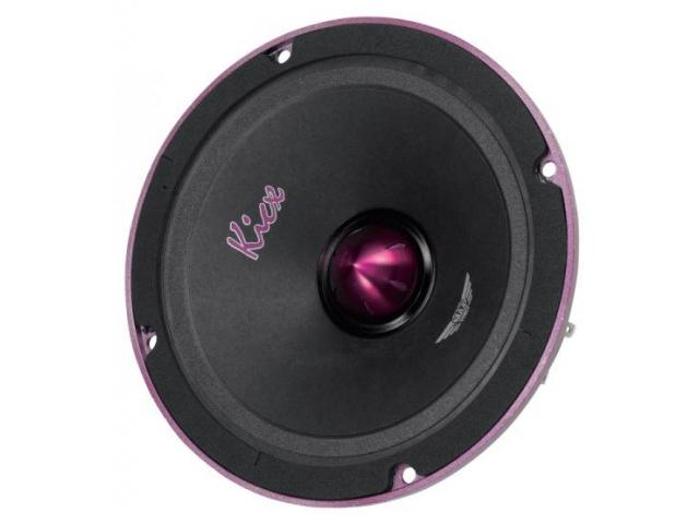 KICX PRO-6.5A 80 Вт (номинальная), 160 Вт (максимальная)