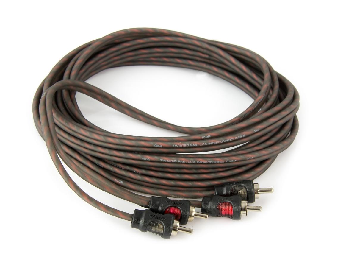 Межблочный кабель AURA RCA-0250 длина 5 м