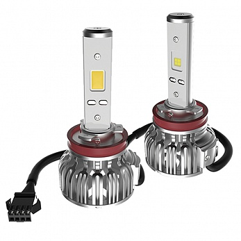 Комплект головного света LED Clearlight H4 4300 lm