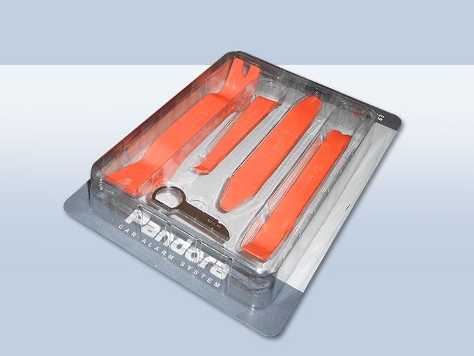 Набор инструментов для снятия пластиковых деталей Pandora